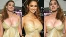 Disha Patani H0T B0LD Looks In Full 0PEN Dress At DLF Mall of India