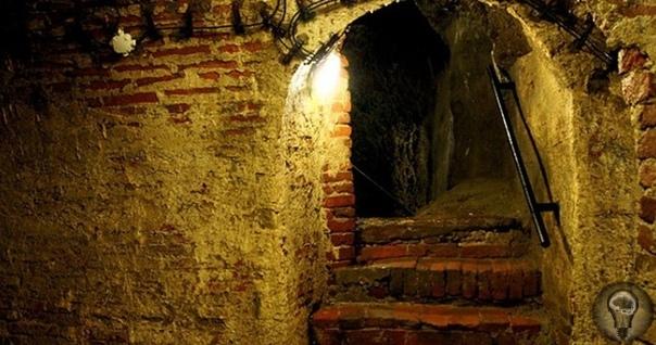 Катакомбы Йиглава в Чехии. Неведомая органная музыка