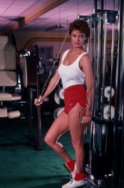 Сьюзан Сарандон, 1982