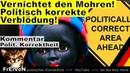 Vernichtet den Mohren! Politisch korrekte Verblödung * Kommentar zum Streitfall Sarotti Mohr