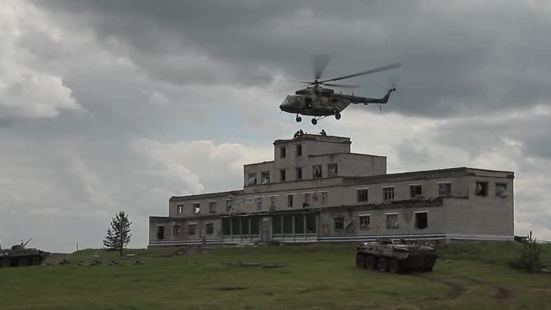 Лучщие кадры динамических показов на форуме Армия 2019 в Екатеринбурге