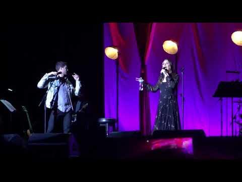 Darren Criss Lea Michele - Don't You Want Me Baby (Human League) - LMDC Tour - Manchester 5/12/18