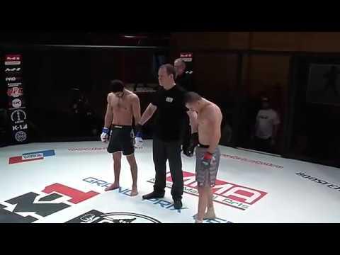 ACB 1 German Barsegyan vs. Khasan Galaev