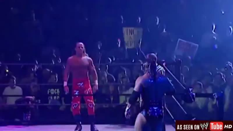 Triple H (c) vs. Shawn Michaels - Last Man Standing Match for the WH Championship (Royal Rumble 2004) Highlights