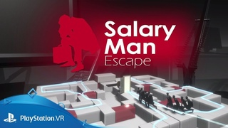 Salary Man Escape | Launch Trailer | PlayStation VR