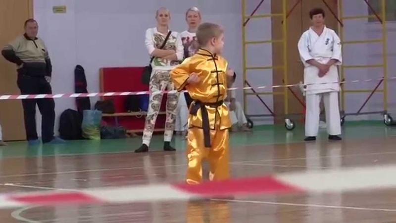 Катилов Тимофей 6 лет Клуб Юньшоу Таганрог