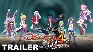 Disgaea 4 Complete+ - E3 Announcement Trailer (Nintendo Switch, PS4)