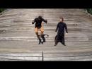 16 Бит Шоу Дует Стомп Музыка из подручных средств Hurr cane SPA Vladisss