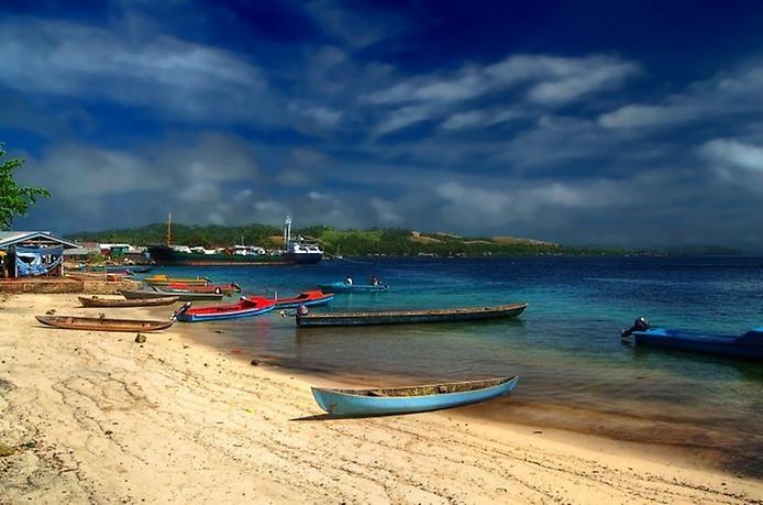 Соломоновы Острова в Тихом океане, изображение №3