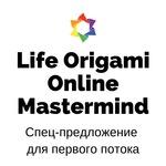 Life Origami Online Mastermind