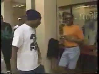 2Pac & John Singleton (22.07.1993)