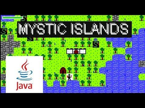 Mystic Islands RARE JAVA GAME Martin Dirks 2003 year