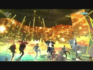 181106 bts - save me + i'm fine + idol @ mbcplus x genie music awards