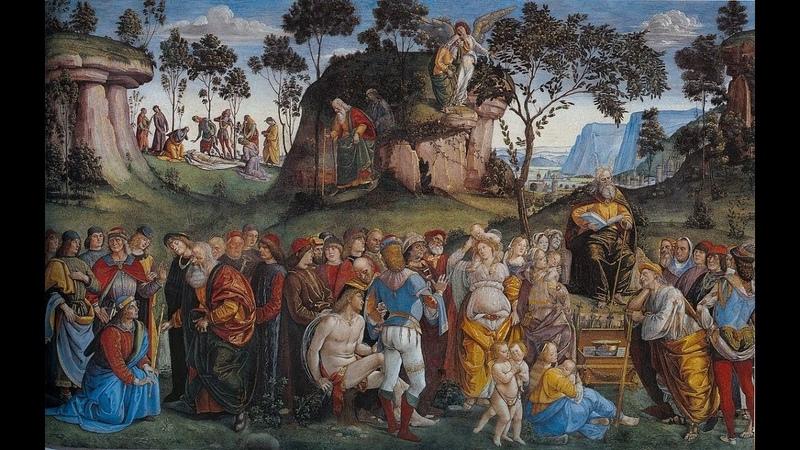 МОИСЕЙ СМЕРТЕЛЬНАЯ ПОГОНЯ Великие сражения древности