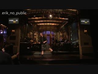 "James mcavoy on tv-show ""saturday night live"" - monologue. 26.01.2019 (rus.sub) / русские субтитры"