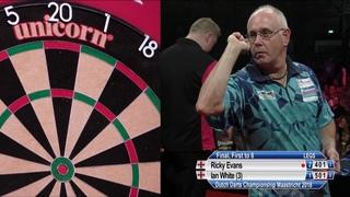 2018 Dutch Darts Championship - Final - Ricky Evans v Ian White