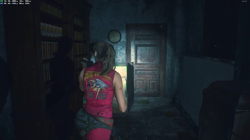 Resident Evil 2 Remake SweetFX Settings DB