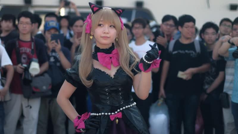 伊織もえさん│黒猫 iDOLM@STER シャイニーカラーズ 月岡恋鐘 🇹🇼 台湾FF32