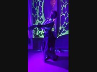 Танцую на Light Fluor Dance Party
