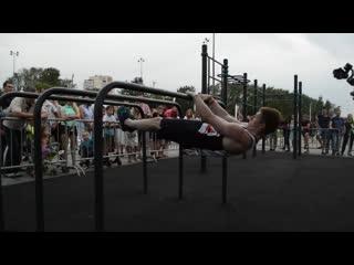 Фестиваль СОРВИГОЛОВА 11 августа в Екатеринбурге. Workout