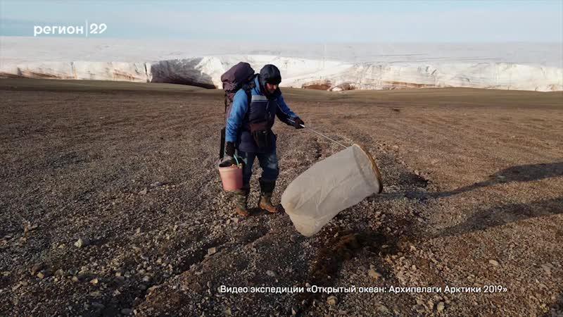 Подвели итоги экспедиции экспедиции Открытый океан Архипелаги Арктики 2019