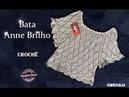 BATA CROCHE Anne brilho - Renata Vieira