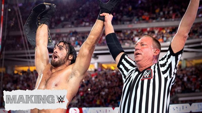 Meet WWE's longest tenured referee Making WWE