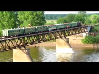 Wild eggs 2. Кирово-Чепецк, прыжок с Каринторфского поезда в реку
