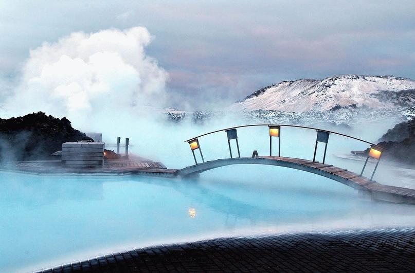 Голубая лагуна. Исландия, изображение №2