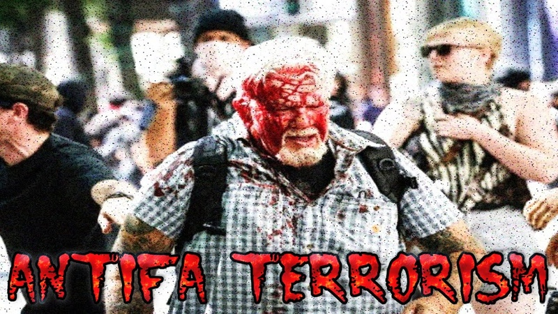 LEFTIST ANTIFA TERRORISM | Heck Off, Commie!