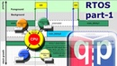 Embedded Programming Lesson 22 RTOS part 1