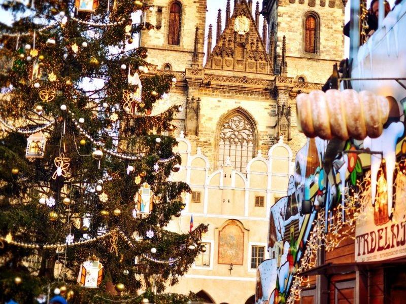 Прага - идеальный город для встречи Нового года, изображение №6