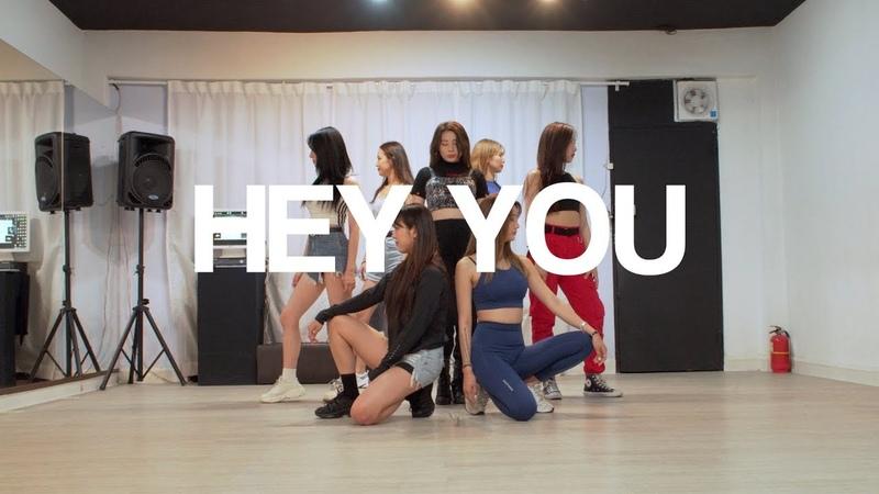 [Dance Choreography] AURA / SUNMI(선미) _ 거기 너(HEY YOU)