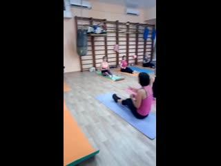 Лечебный комплекс для спины( методика С.М. Бубновского)