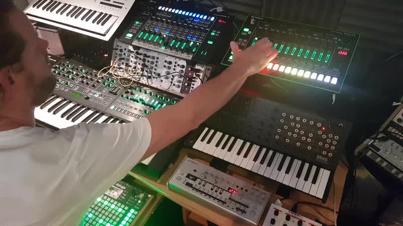 Studio Update July 2018 - Incorporating the Synthstrom Deluge
