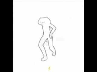 Default cat dance