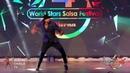 Talal Benlahsen - Dance Show   4th World Stars Salsa Festival