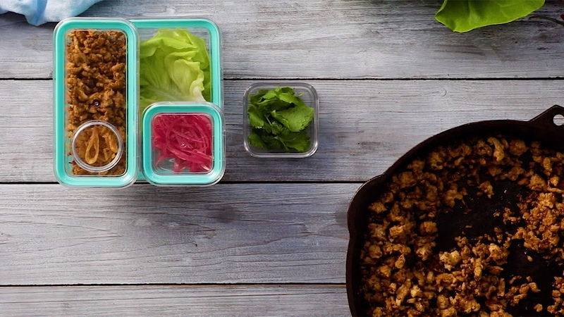 4 Make-Ahead Recipes to Banish Your Sad Desk Lunch Forever