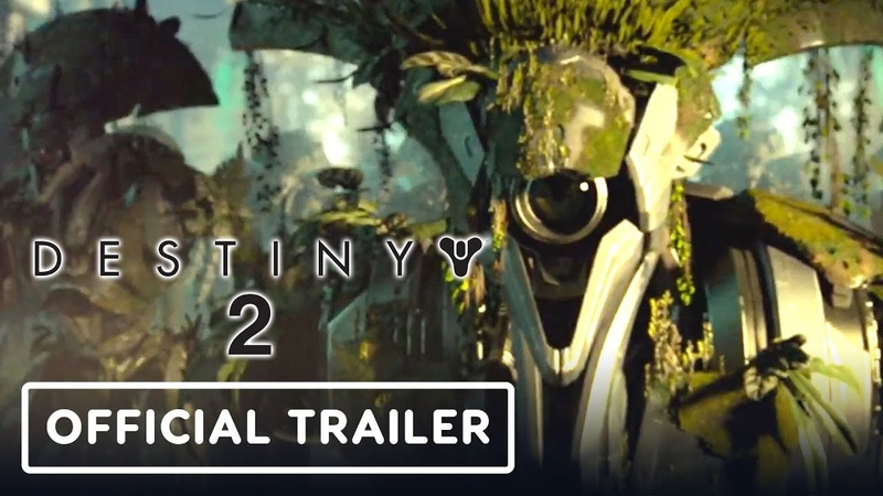 Destiny 2 Season of the Undying Official Story Trailer - Gamescom 2019