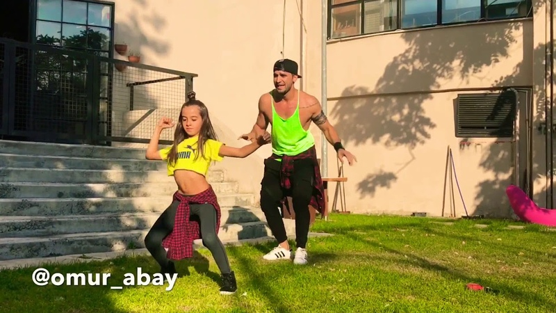 Only 8 Years Old Sweetie SENA / Carlos Vives, Sebastian Yatra - Robarte un Beso/My Nnew Choreography