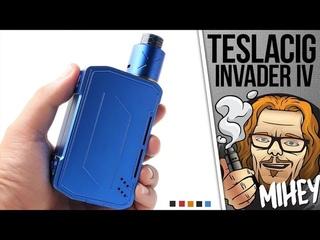 Tesla Invader 4 VV Kit. Даже не знаю что сказать.🎷🎻🎹🎸