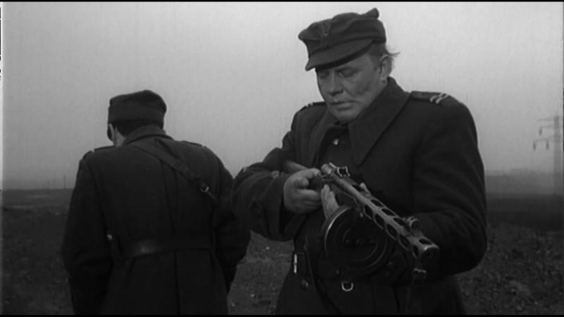 КРЕСТ ЗА ОТВАГУ (1958) - военная трагикомедия. Казимеж Куц / Kazimierz Kutz 1080p