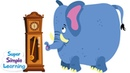 Hickory Dickory Dock Super Simple Songs