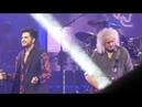 Queen Adam Lambert Band Intre IWTBF @ MSG DAY 2 2019 08 07