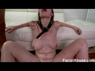 FacialAbuse [DP And Double Anal]