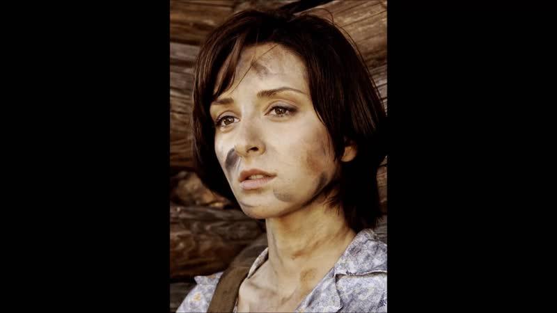 Юлия Майборода в фильме Вчера закончилась война.