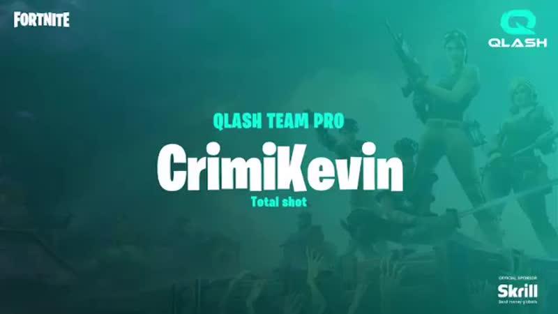Невероятная игра от QLASH TeamPro CrimiKevin
