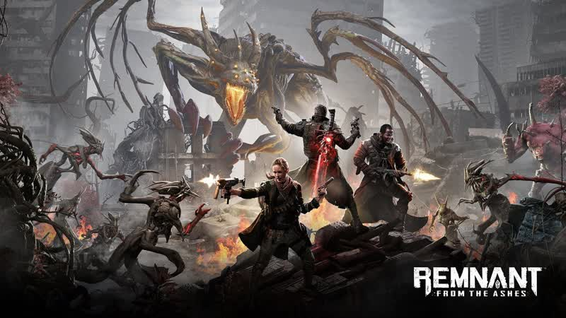 Remnant: From the Ashes: Порогулка по Болоту. 7