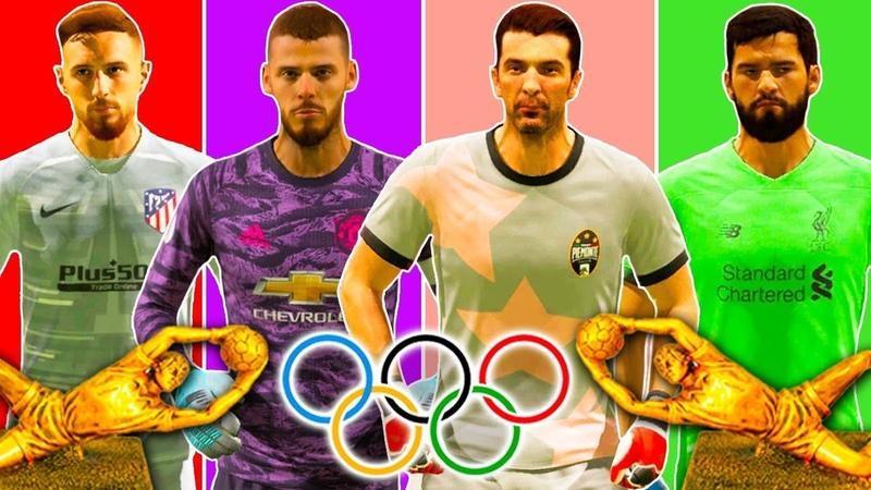 CHI E' IL MIGLIOR PORTIERE DI FIFA 20 OLIMPIADI DI FIFA