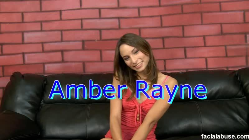[FacialAbuse]  Amber Rayne